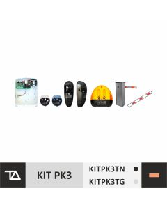 KITPK3TN / KITPK3TG - KIT PK3 - BARRIERA STRADALE