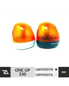 LMPOD5TN / LMPOD5TG - ONE UP 230 - LAMPEGGIATORE